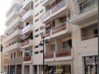 Appartager FR - Chambre disponible dans immeuble bien situé, Antibes - 600 € /Mois