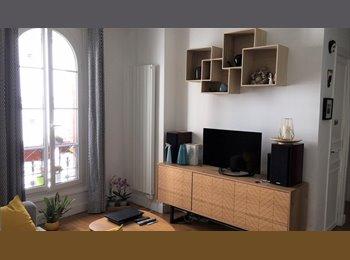 Appartager FR - Bel appartement / Nice flat / Schönes WG-Zimmer, 11ème Arrondissement - 900 € /Mois