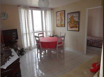 Appartager FR - chambre à louer, Ivry-sur-Seine - 480 € /Mois