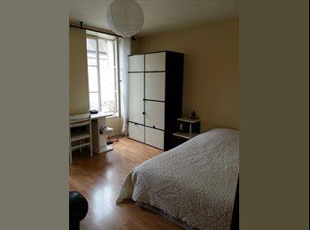 Appartager FR - a louer chambre meublée tout confort centre ville, Dijon - 270 € /Mois