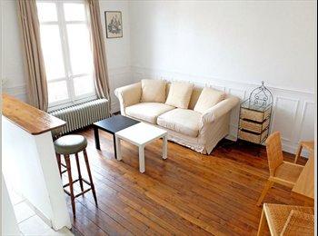 Appartager FR - Colocation dans un T3 d'environ 60m², Saint-Denis - 495 € /Mois