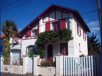 Appartager FR - au 1 er étage d' une villa, Pau - 420 € /Mois