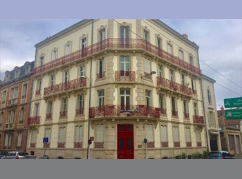 Appartager FR - ERASMUS - 4 chambres disponibles janvier 2018, Nancy - 350 € /Mois