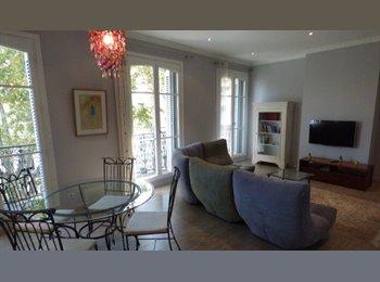 Appartager FR - Intra muros 3ch (2 disponibles) 93m2 standing + clim réversible, Avignon - 400 € /Mois