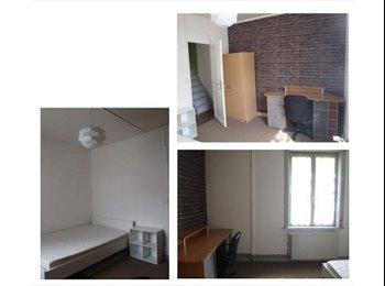 Appartager FR - Colocation dans maison meublée et équipée, Croix - 290 € /Mois