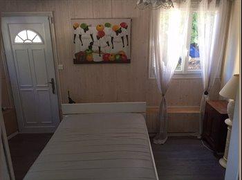 Appartager FR - 1 chambre à louer en remplacement d'une personne partante, Valbonne - 500 € /Mois