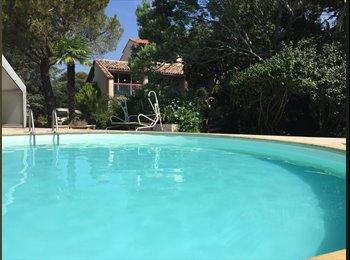 Appartager FR - Apt en coloc dans la Villa Solis - 1 chambre dispo, La Seyne-sur-Mer - 400 € /Mois