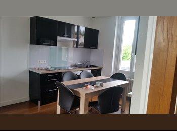 Appartager FR - grande maison 137 m2, meublé, Fleury-les-Aubrais - 380 € /Mois