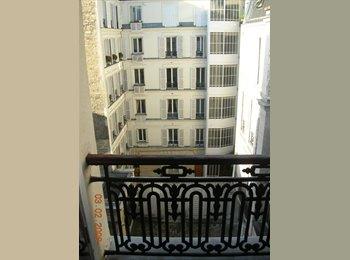 Appartager FR - A proximité du Parc Monceau, 8ème Arrondissement - 550 € /Mois