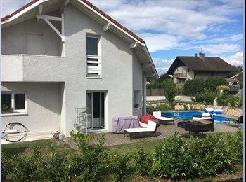 Appartager FR - Maison a partager, Chens-sur-Léman - 500 € /Mois
