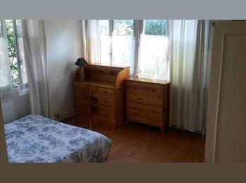 Appartager FR - Chambre à louer dans maison d'étudiantes, Suresnes - 448 € /Mois
