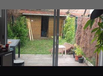 Appartager FR - Maison avec jardin , Pessac - 450 € /Mois