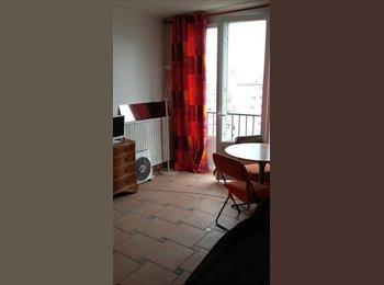 Appartager FR - Chambre a 2 min du metro, Ivry-sur-Seine - 550 € /Mois