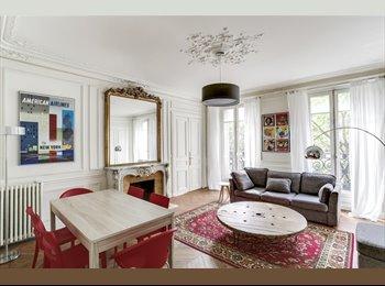 Appartager FR - 5 big double bedrooms available in huge flat, Paris - Ile De France - 773 € /Mois