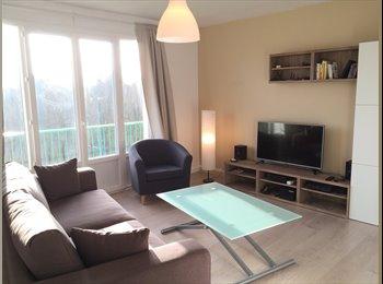 Appartager FR - Location chambre meublée 11m² tout compris, Nantes - 390 € /Mois