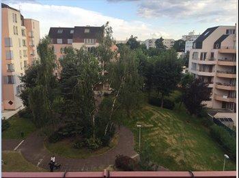 Appartager FR - Loue chambre dans appartement de 4 pieces 82 m2 au 5 eme étage, très calme, Champs-sur-Marne - 490 € /Mois