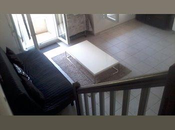 Appartager FR - Chambre + SDB privative dans 3p Duplex proche fac St-Jean d'Angély, Saint-André-de-la-Roche - 500 € /Mois