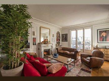 Appartager FR - Chambre dans Montmartre Appartment, 9ème Arrondissement - 1500 € /Mois