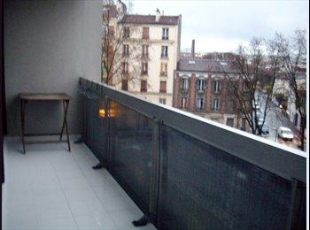 Appartager FR - Paris 14è : Appartement entier pour 3 colocataires amies, Montrouge - 795 € /Mois