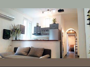 Appartager FR - Chambre dans Duplex de 70m² avec vrai cinéma, Grasse - 535 € /Mois