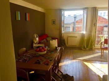 Appartager FR - Colocation Rue Montorgueil Paris 2 , 2ème Arrondissement - 650 € /Mois