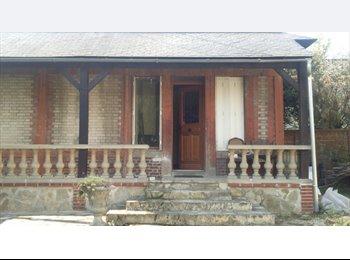 Appartager FR - logement annexe d'une propriété  d'architecte BOURNIQUEL, Villiers-sur-Marne - 600 € /Mois