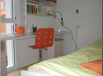 Appartager FR - Maison neuve avec jardin. NANTES -REZE, Rezé - 500 € /Mois