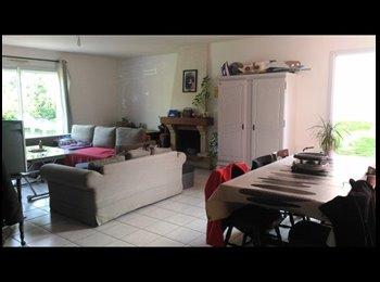 Appartager FR - Colocation Beaujoire, Sainte-Luce-sur-Loire - 366 € /Mois