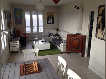 Appartager FR - Chambre à louer proche rond point de paris Nantes, Nantes - 400 € /Mois