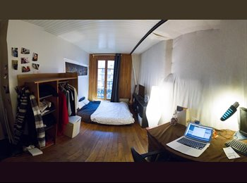 Appartager FR - Loue chambre à Cachan proche RER B , Cachan - 535 € /Mois