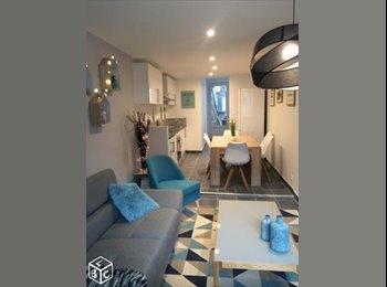 Appartager FR - Chambre meublée  Appart rénové 400€/mois proche centre idéalement situé, Orléans - 400 € /Mois
