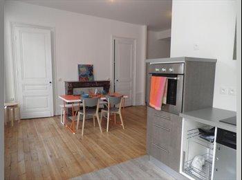 Appartager FR - Chambre meublée Appart rénové  idéalement situé proche université Campus I, Caen - 400 € /Mois
