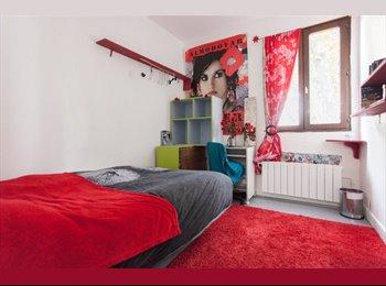Appartager FR - Chambre agréable chez l'habitant, Les Lilas - 450 € /Mois