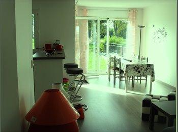 Appartager FR - Recherche 1 colocataire sur 4 dans T5 114m² avec jardin limite Talence/Villenave, Talence - 410 € /Mois