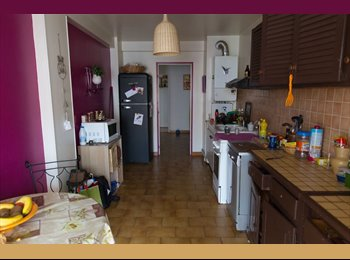 Appartager FR - Geek-Collocation Appartement 130m2, Montpellier - 360 € /Mois
