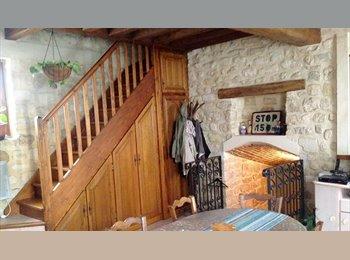 Appartager FR - COLOC MAISON PONTOISE GARE, Pontoise - 425 € /Mois