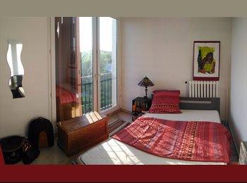 Appartager FR - Belle chambre à louer, Bobigny - 500 € /Mois