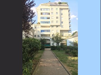 Appartager FR - Colocation Noisy-Le-Grand 600 €/chambre+SDB privée, Noisy-le-Grand - 600 € /Mois