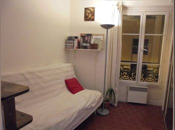 Appartager FR - Sous-location studio in the center of Paris, 5ème Arrondissement - 850 € /Mois