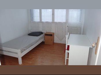 Appartager FR - Chambre meublée limite Paris , Le Pré-Saint-Gervais - 560 € /Mois