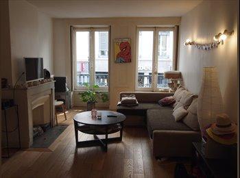 Appartager FR - Sous location juillet-août 2017 cordeliers, Lyon - 520 € /Mois