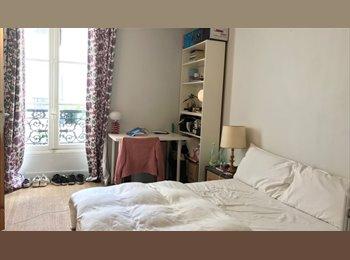 Appartager FR - Centre Paris rue Montorgueuil: belle chambre a louer, 2ème Arrondissement - 800 € /Mois