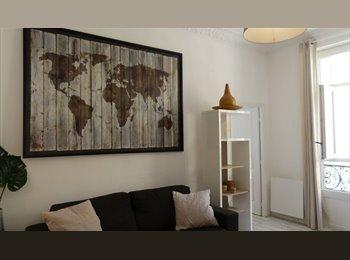 Appartager FR - location étudiant 4 chambres en coloc, Nice - 550 € /Mois