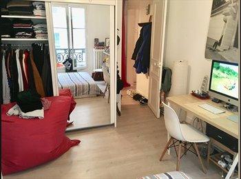 Appartager FR - Coloc conviviale et sportive, 10ème Arrondissement - 800 € /Mois