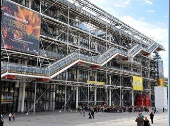 Appartager FR - Pompidou apartment  Charm comfort center, Aubervilliers - 800 € /Mois