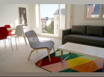 Appartager FR - IDEAL ETUDIANT dans un appartement de 100m2, Mont-Saint-Aignan - 420 € /Mois