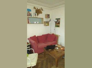Appartager FR - COLOCATION A ABESSES, 9ème Arrondissement - 723 € /Mois