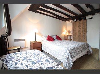 Appartager FR - Appartement Ile Saint Louis 55 m2 2 pièces+ SDB+Cuisine-4ème étage S, 4ème Arrondissement - 850 € /Mois
