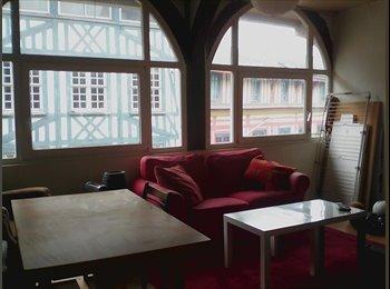 Appartager FR - Colocation centre rouen, Rouen - 340 € /Mois