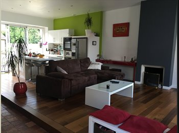 Appartager FR - Petite chambre dans grande maison pour quelques mois, Rezé - 330 € /Mois
